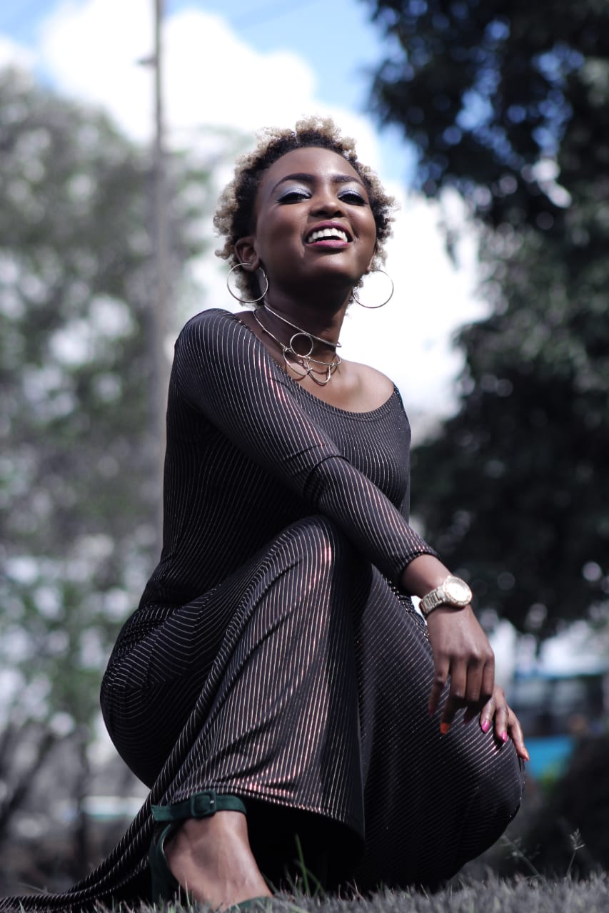 I WANTED TO BE A SURGEON BUT FOUND MYSELF IN FASHION – GLORIOUS MUTHONI, MISS BEAUTY POINT 2018/2019