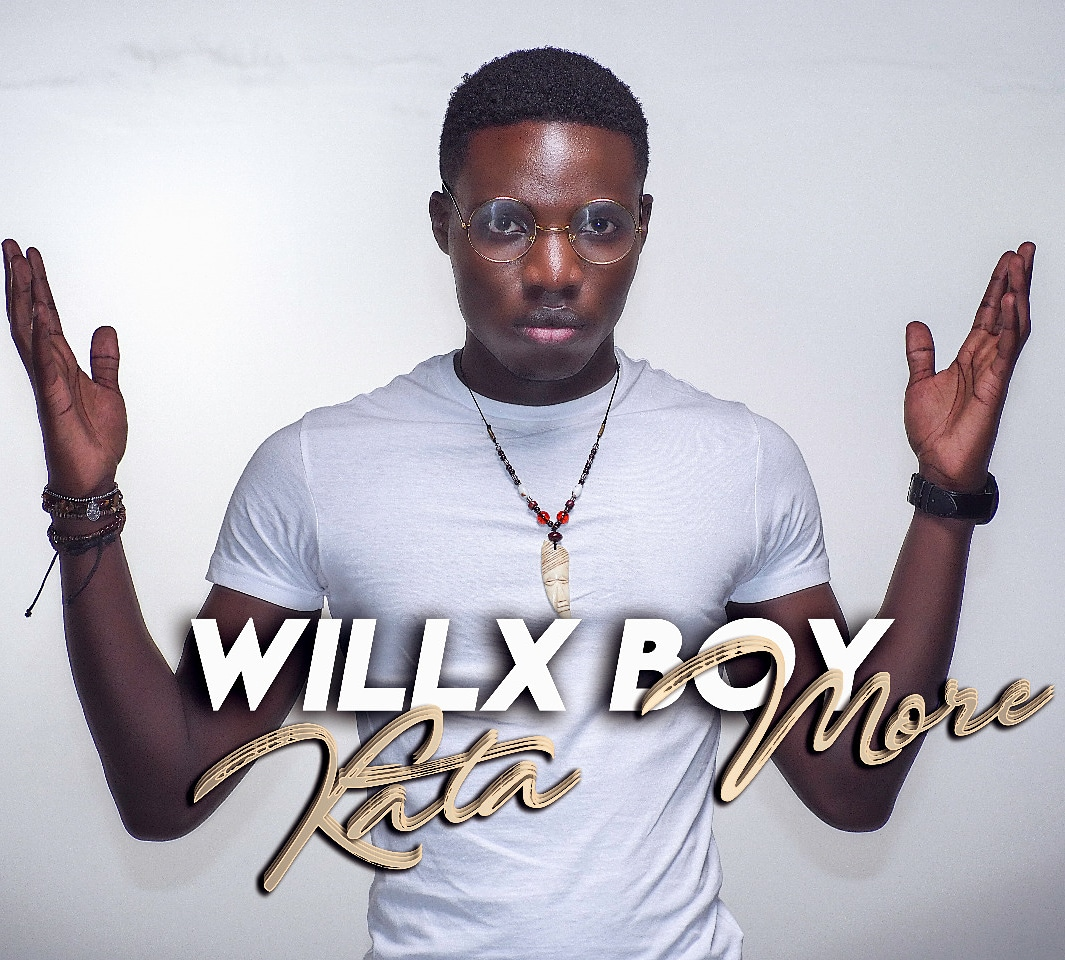 HIS POWERFUL VOICE WILL MAKE YOU CHANGE THE MUSIC YOU LISTEN TO!!! -WillX Boy