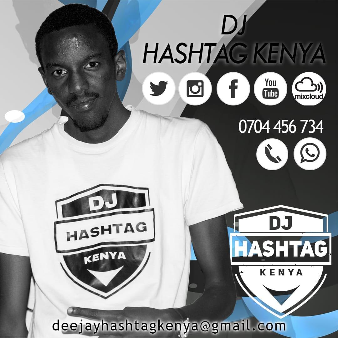 THE TURNTABLE DOCTOR – DJ HASHTAG KENYA