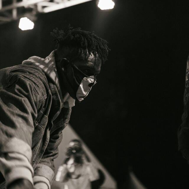 """I HAVE WORKED WITH KHALIGRAPH JONES, TUNJI AND ALSO MANAGED TO SHARE A STAGE WITH MR EAZI."" – STEVO THE DANCER"