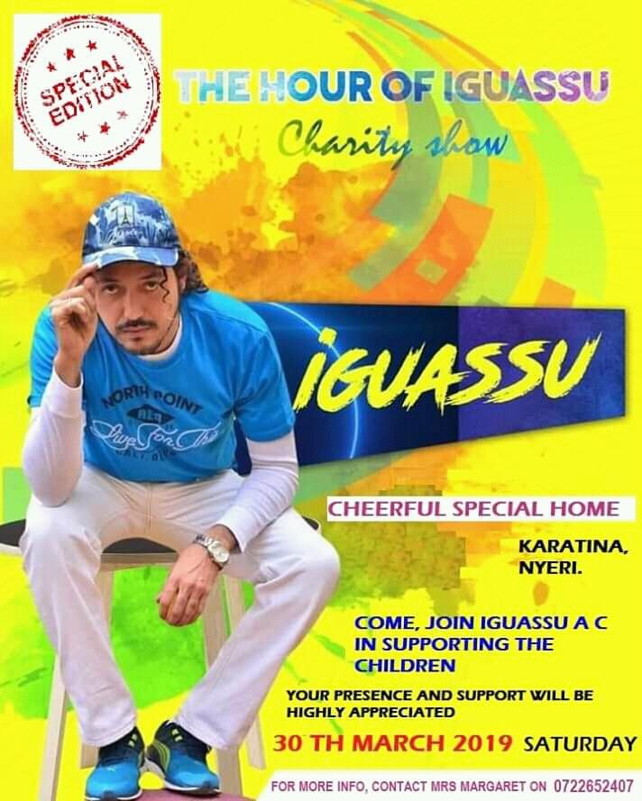 HE IS SAMBA AND KIGOOCO, CAUSE HE IS THE MUSIC: IGUASSU A C (OUR NDUATI)
