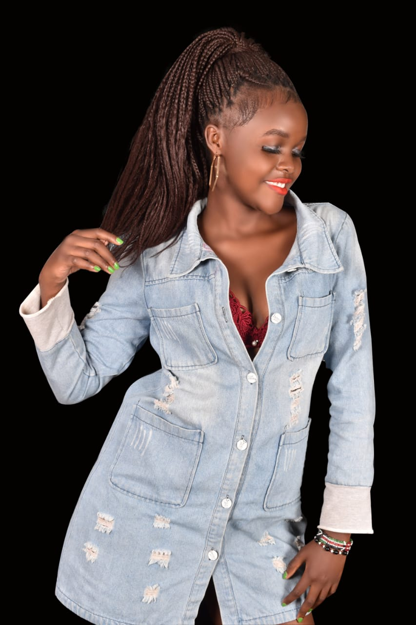 BEING A VIDEO VIXEN: JOY MWENDE
