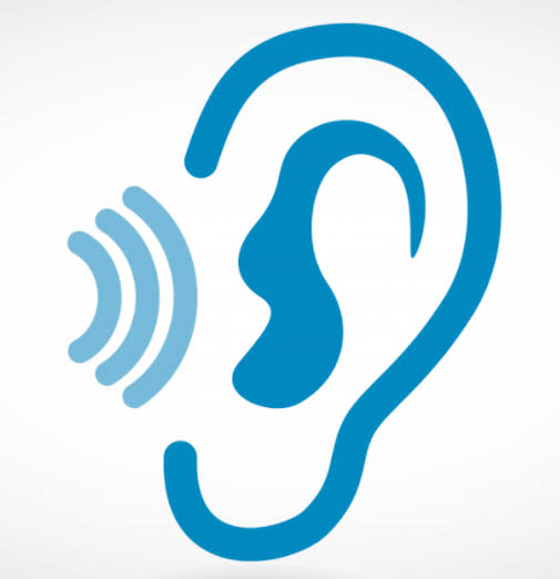 ALWAYS GIVE AN EAR