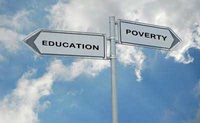 Education does not fix poverty
