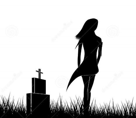 BY YOUR GRAVESIDE