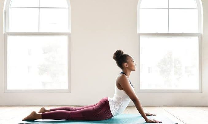 WHAT'S SO GREAT ABOUT YOGA