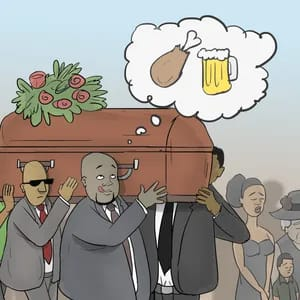 WHAT FUNERALS TAKE
