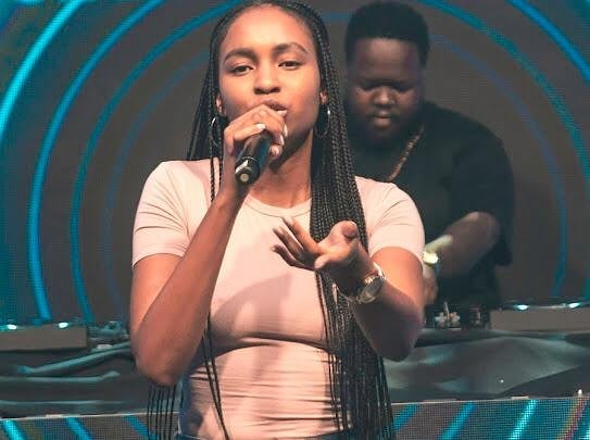 BEAUTY, BRAINS AND MUSIC; NATALIA MABASO