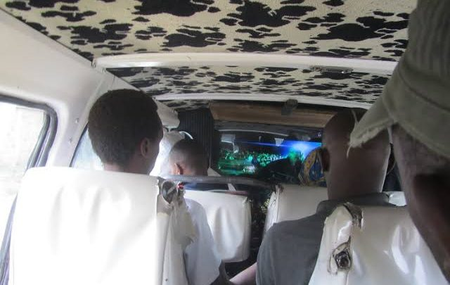 Matatu Pick-up Line