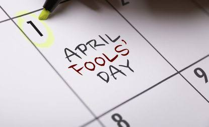 The Two Unwritten Rules of April Fool's Day